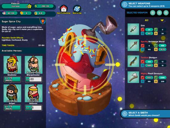 Holy Potatoes! A Weapon Shop?! for iPad screenshot 5