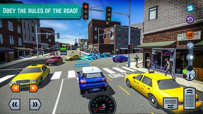 Car Driving School Simulator screenshot 3