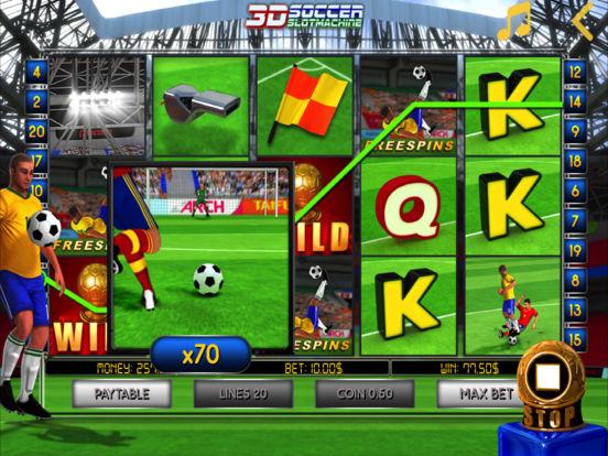 Football Slot Machine screenshot 6