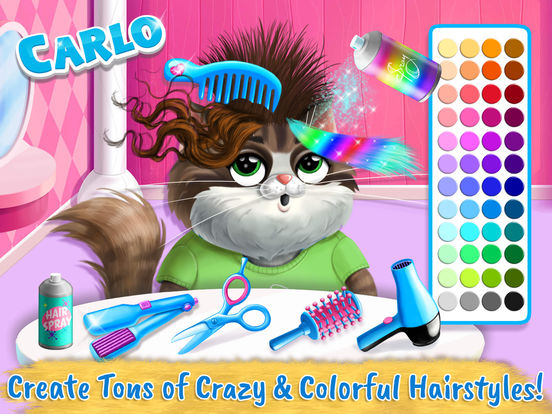 Farm Animals Makeover - Cute Virtual Pet Salon screenshot 8