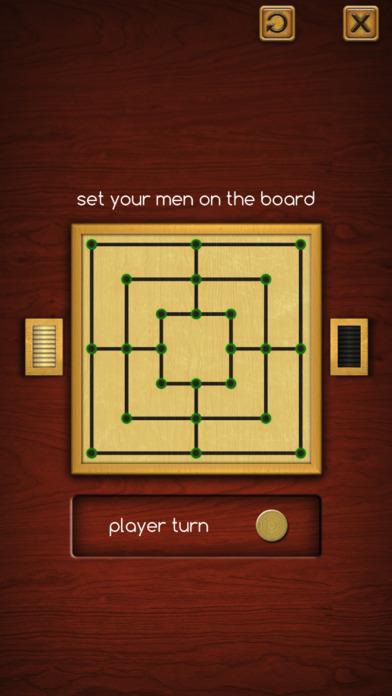 Nine Men's Morris ® screenshot 3