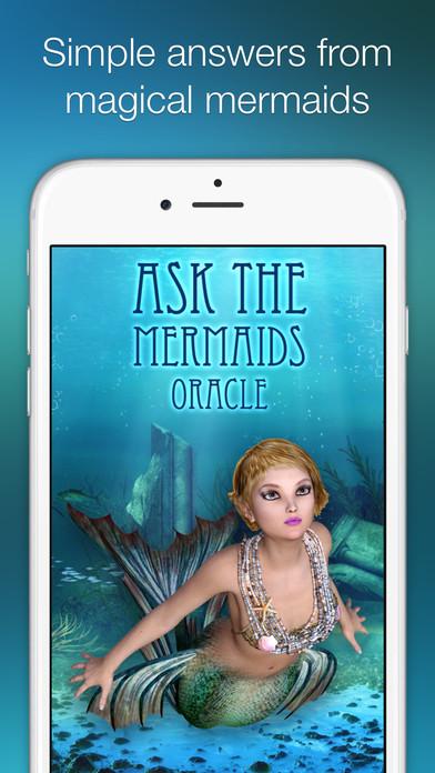 Ask the Mermaids Oracle Cards screenshot 1