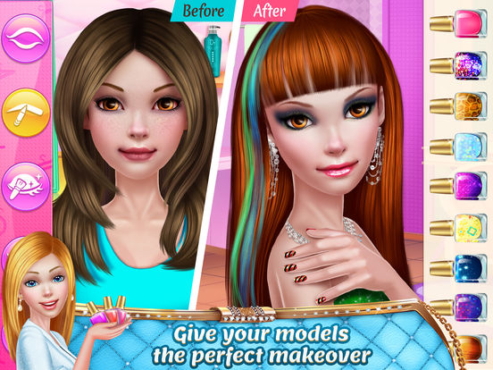 Stylist Girl: Make Me Gorgeous screenshot 8