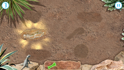 Andy's Great Fossil Hunt screenshot 3