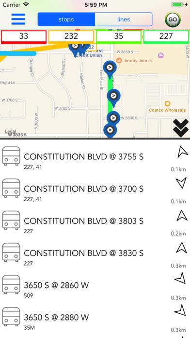 Salt Lake City Transport screenshot 1