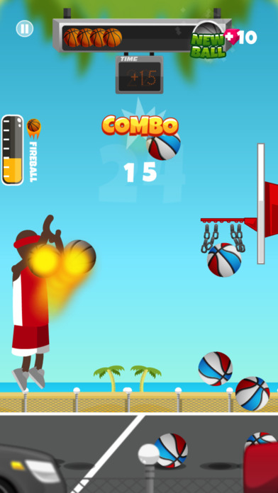 Street Ball Jam screenshot 1