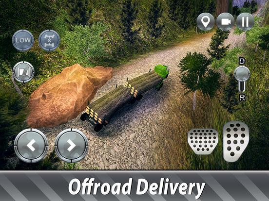 Sawmill Trucks Simulator Full screenshot 6