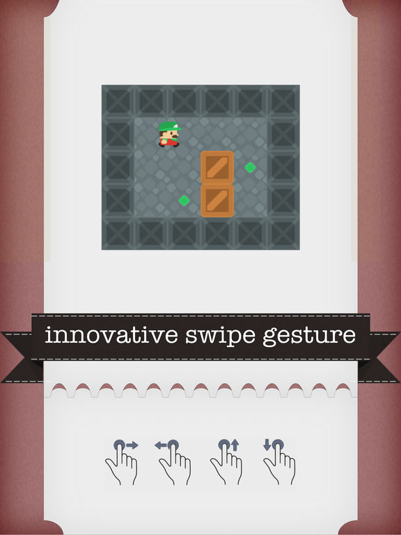 Sokoban [remade] screenshot 5