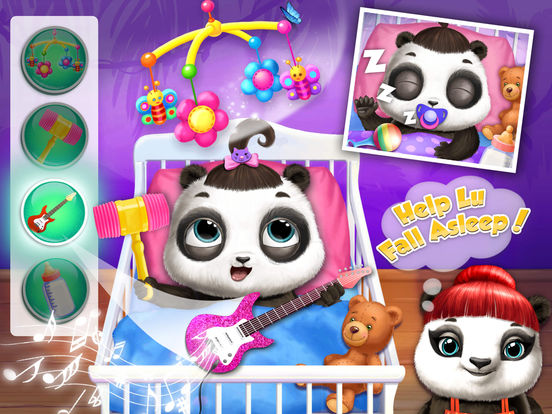 Panda Lu Baby Bear Care - No Ads screenshot 10