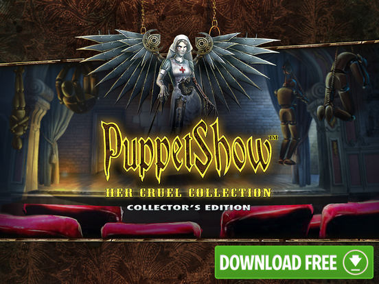PuppetShow: Her Cruel Collection - Hidden Objects screenshot 10