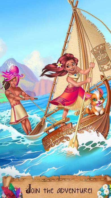 Island Princess Magic Quest screenshot 1
