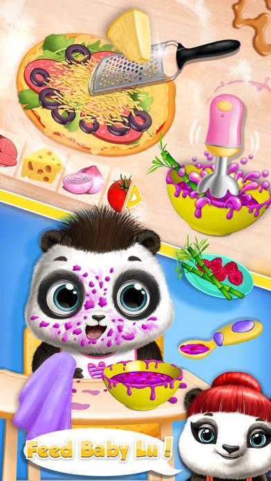 Panda Lu Baby Bear Care 2 - No Ads screenshot 5