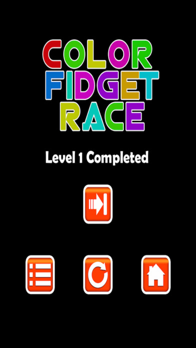 Color Fidget Race screenshot 5