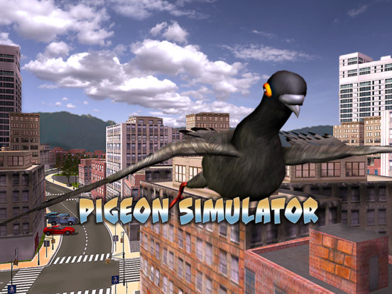 Pigeon Simulator: Town Bird Full screenshot 5