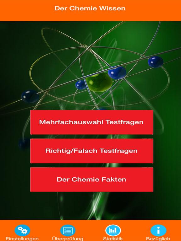 Der Chemie Quiz screenshot 6