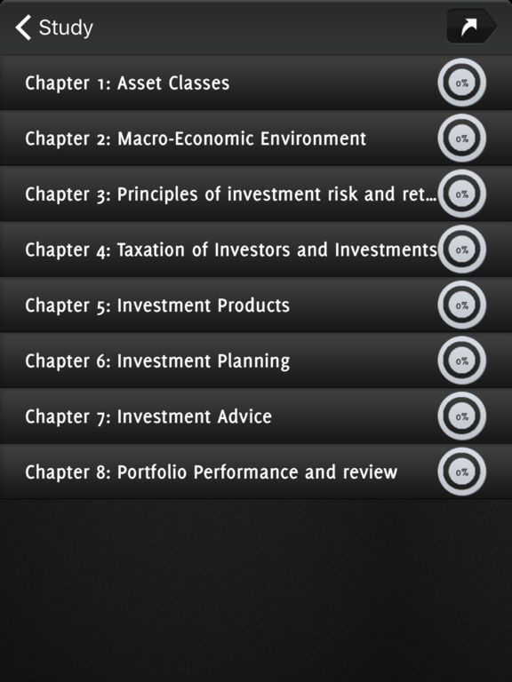 Investment Risk & Taxation screenshot 6