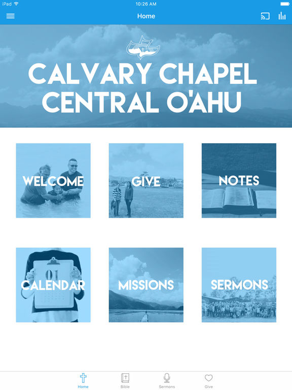 Calvary Chapel Central Oahu screenshot 4