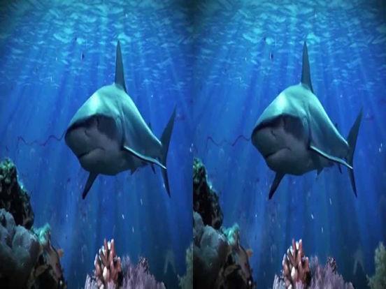 VR Ocean Aquarium Google Cardboard Edition screenshot 6