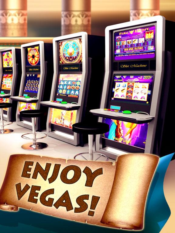 Pharaohs Slots Machine Pro Edition screenshot 6