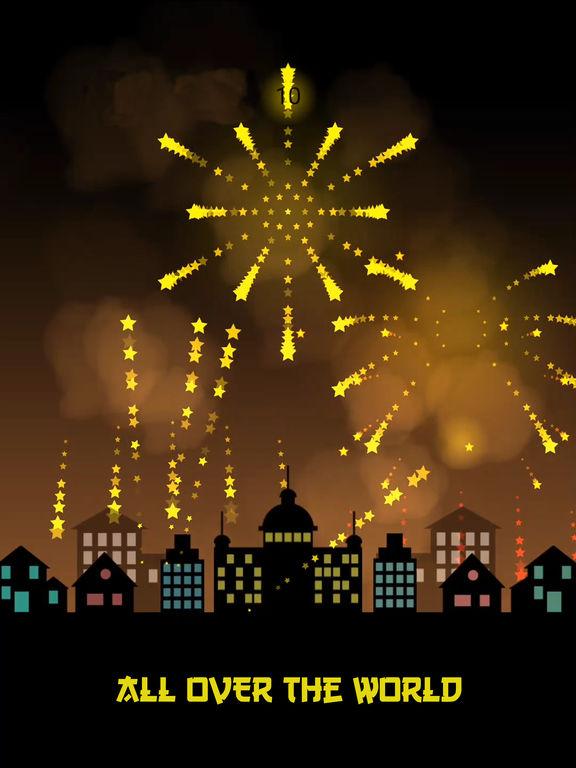 Happy Fireworks Game New Year screenshot 9