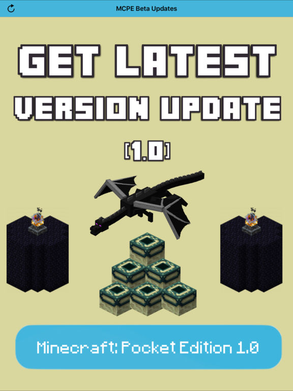 BETA UPDATE for MINECRAFT POCKET EDITION - News screenshot 2