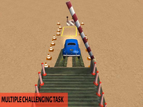3D Mini Car Parking : Real Challeng-ing Drive 2017 screenshot 8