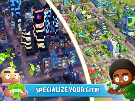 City Mania: Town Building Game screenshot 9