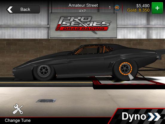 Pro Series Drag Racing screenshot 7
