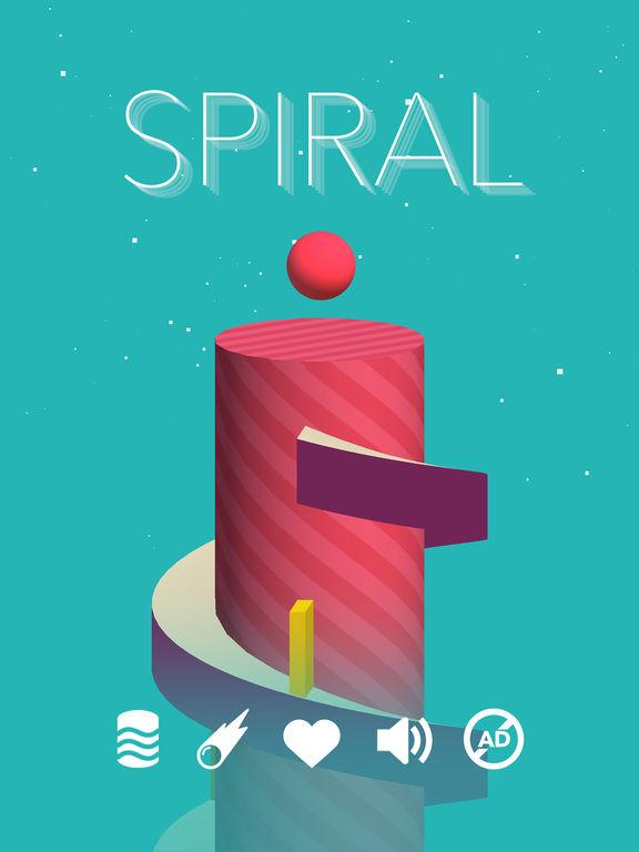 Spiral screenshot 6