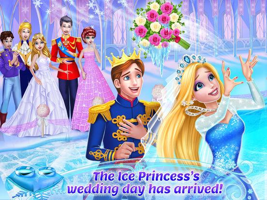 Ice Princess Royal Wedding Day screenshot 6