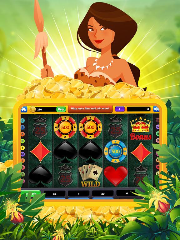 Jungle Journey Slot Machine! Gold Gambling Casino screenshot 9