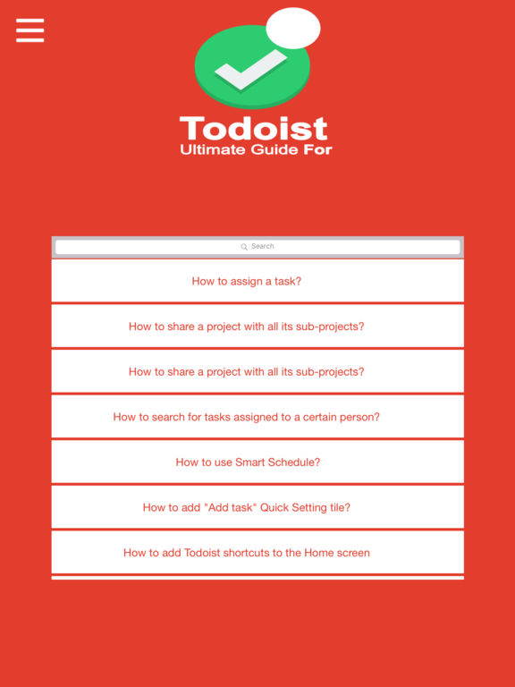 Ultimate Guide For Todoist | Apps | 148Apps