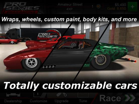 Pro Series Drag Racing screenshot 5