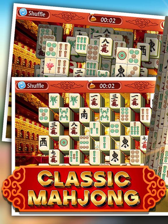 Majong Classic 3D - Mahjong Deluxe Pro screenshot 6