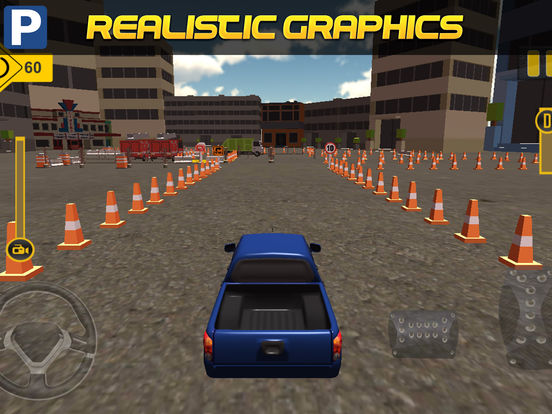 Parking Jeep Frenzy Reloaded - Real Driving Mania screenshot 8