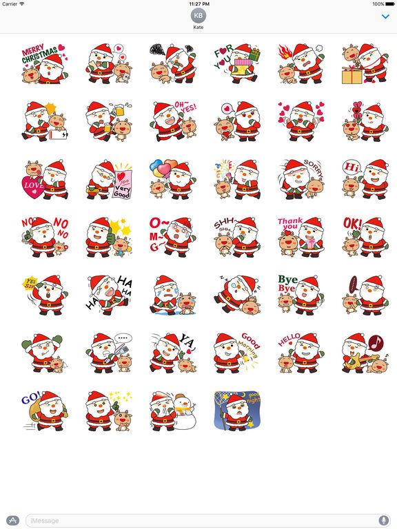 Merry Christmas For Everyone Stickers screenshot 4