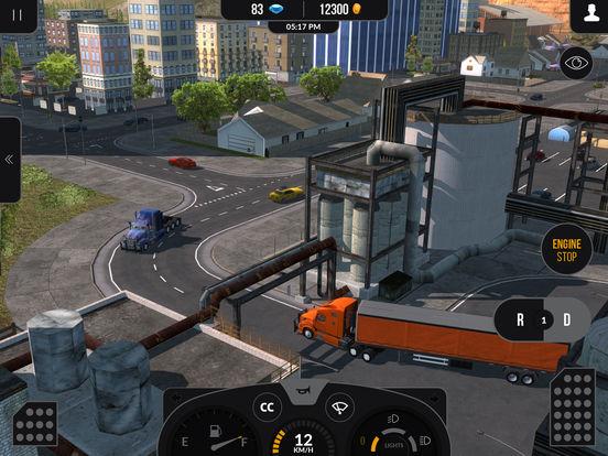 Truck Simulator PRO 2 screenshot 8