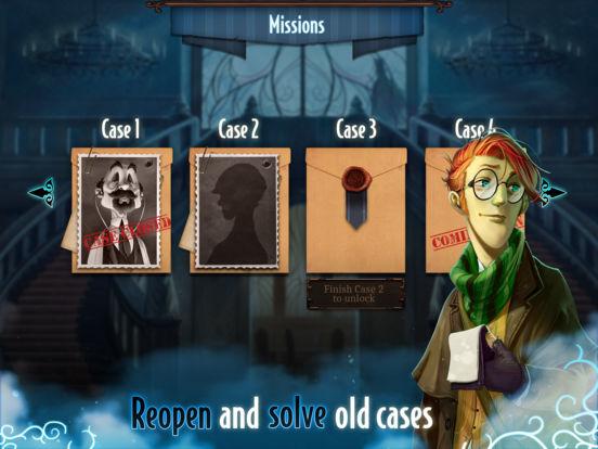 Mysterium: A Psychic Clue Game screenshot 7