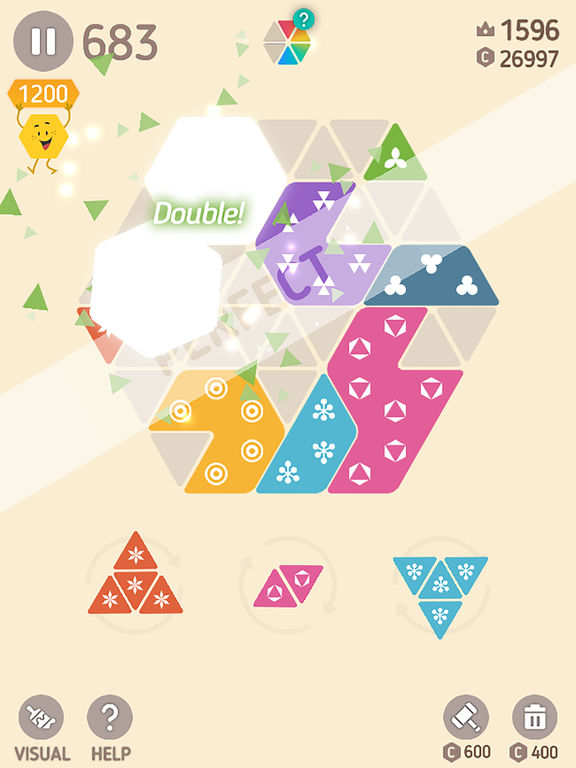 Make Hexa Puzzle screenshot 9