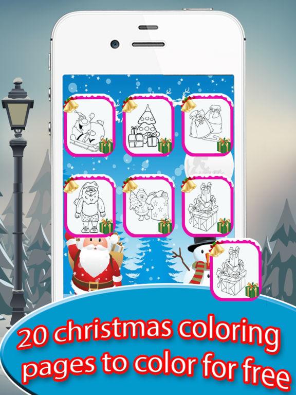 Christmas Drawing Pad screenshot 7