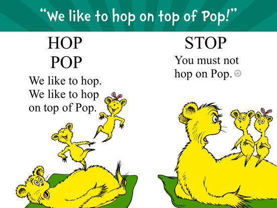 Hop on Pop by Dr. Seuss screenshot 10