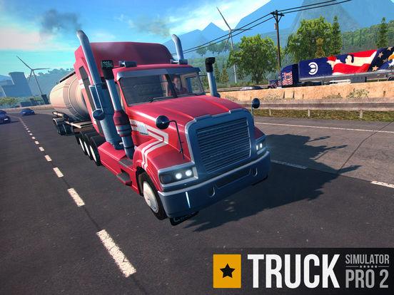 Truck Simulator PRO 2 screenshot 6