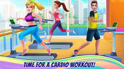 Fitness Girl - Studio Coach screenshot 5