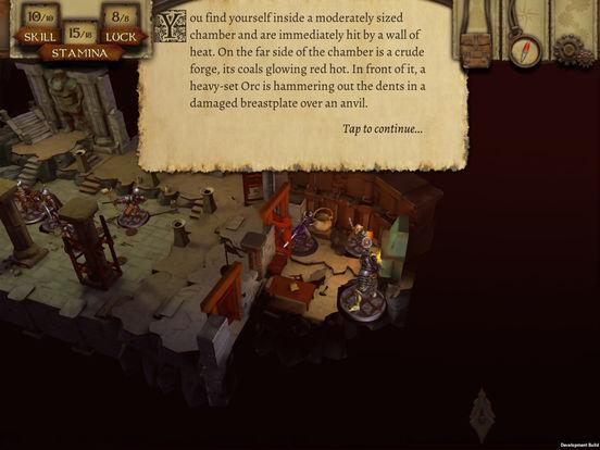 Warlock of Firetop Mountain screenshot 9
