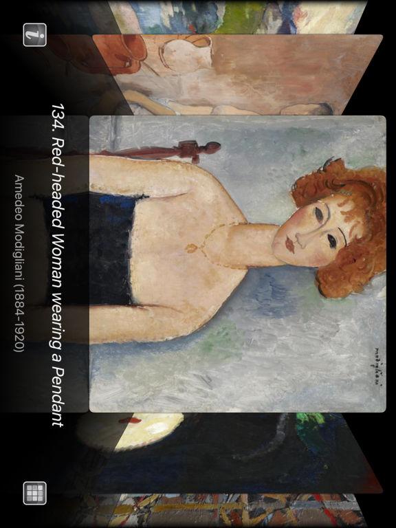From Zurbarán to Rothko screenshot 10