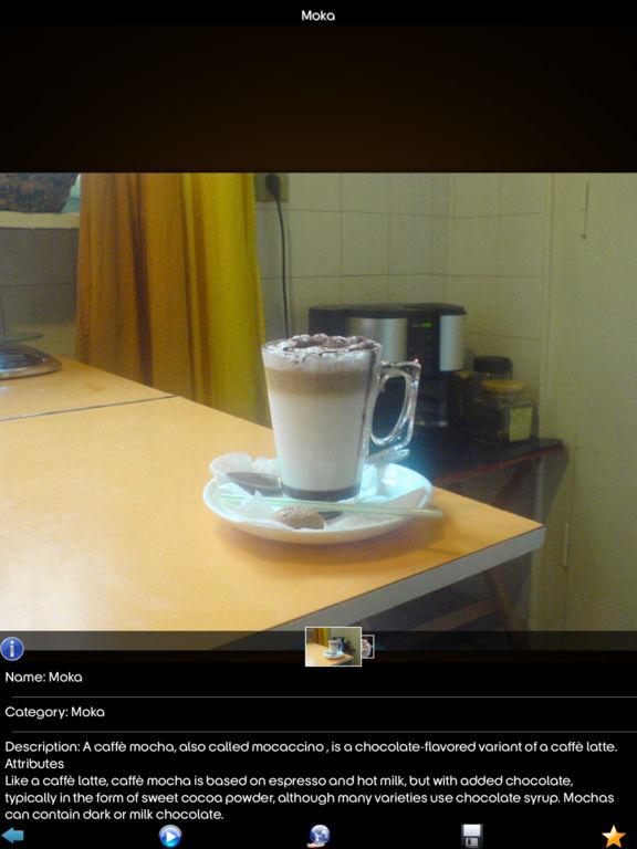Coffee Drinks Info! screenshot 8