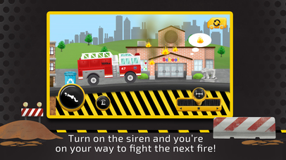 Tonka: Trucks Around Town screenshot 2