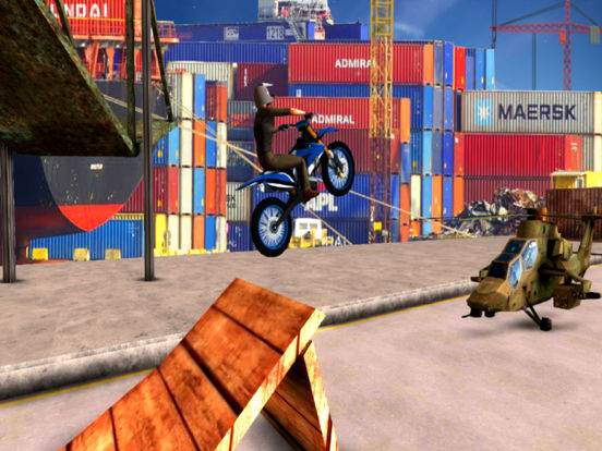 Subway Stunt Biker : 3D Bike Climb Rider 2017 screenshot 8