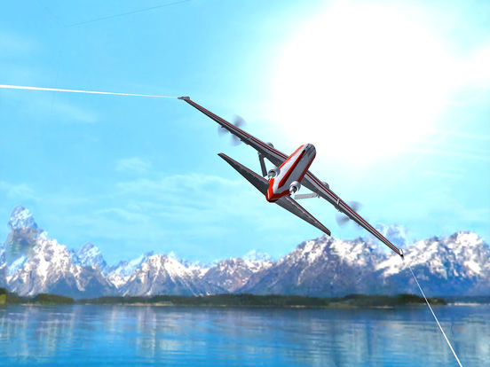 AirCraft Flight Simulator : Crazy Extreme Landing screenshot 6