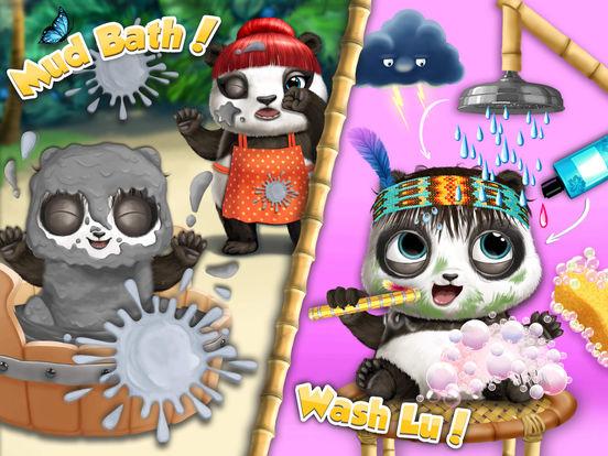 Panda Lu Baby Bear Care - Cute Mini Pet Friend screenshot 9